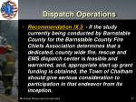 dispatch operations1