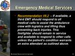emergency medical services1