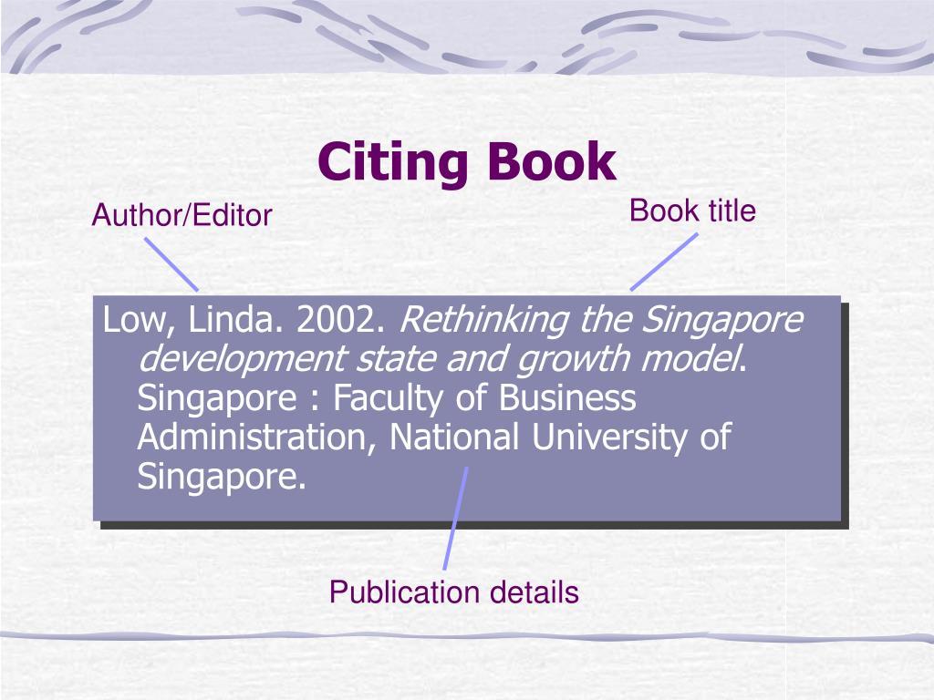 Low, Linda. 2002.