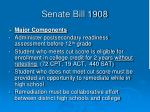 senate bill 1908