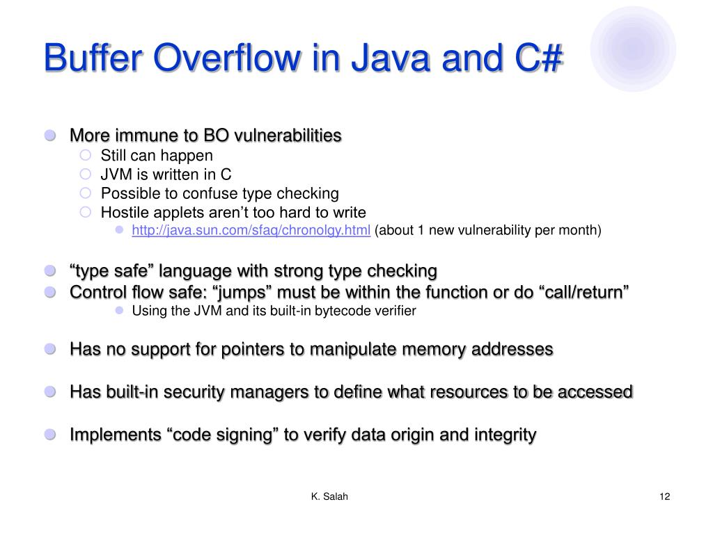 PPT - Buffer Overflow PowerPoint Presentation - ID:1003459