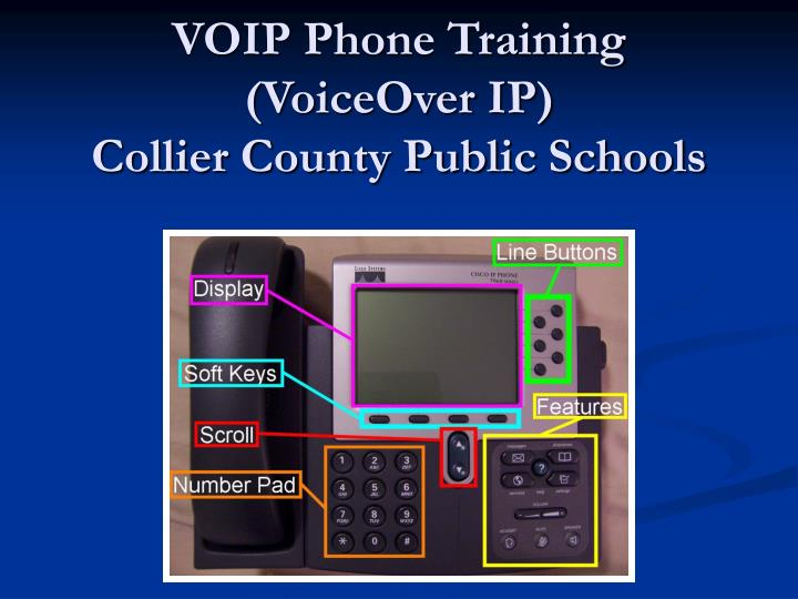 voip phone training voiceover ip collier county public schools n.