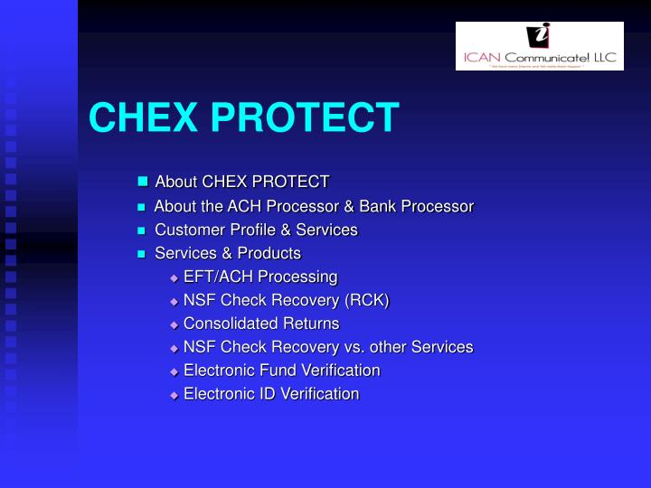 chex protect n.