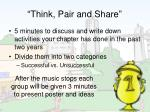 think pair and share1