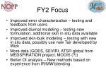 fy2 focus