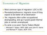 economics of migration1