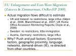eu enlargement and east west migration zaiceva zimmerman oxrevep 20083