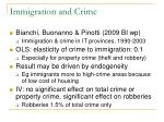 immigration and crime1