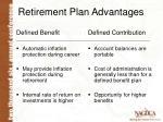 retirement plan advantages1
