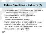 future directions industry 2