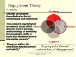 engagement theory