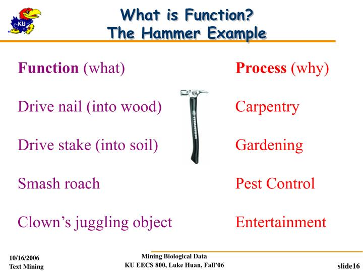 What is Function?