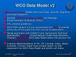 wco data model v2