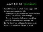 james 3 13 18 conclusions2