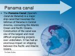 panama canal1