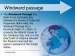 windward passage1