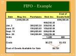 fifo example5