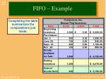 fifo example6