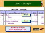lifo example1