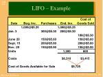 lifo example5