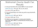 multnomah county health fair results1