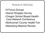 research methods2