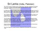 sri lanka india pakistan