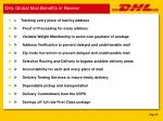 dhl global mail benefits in review