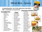 whisk bliss savory1