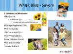 whisk bliss savory5