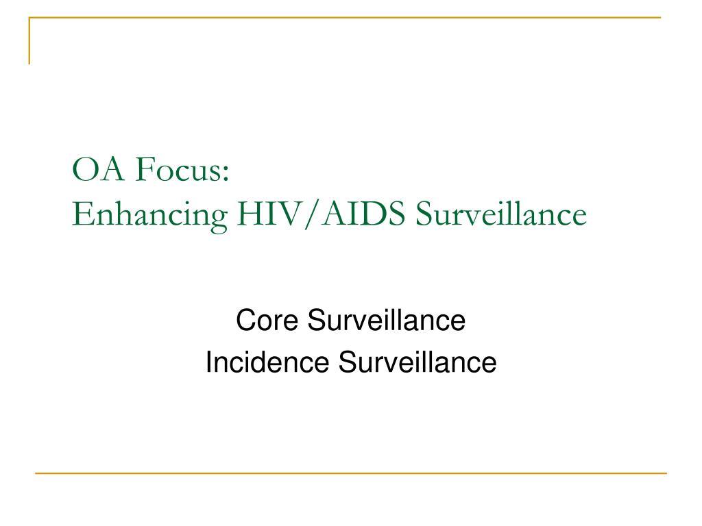 OA Focus: