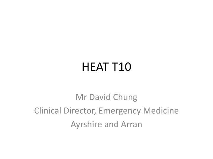 heat t10 n.