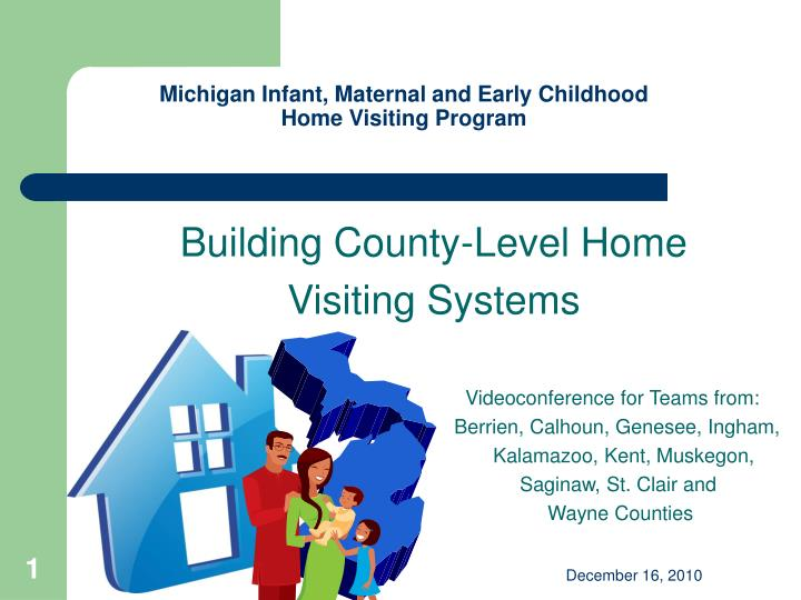 michigan infant maternal and early childhood home visiting program n.