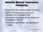 atlanta mutual insurance company