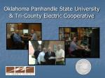 oklahoma panhandle state university tri county electric cooperative