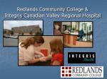 redlands community college integris canadian valley regional hospital