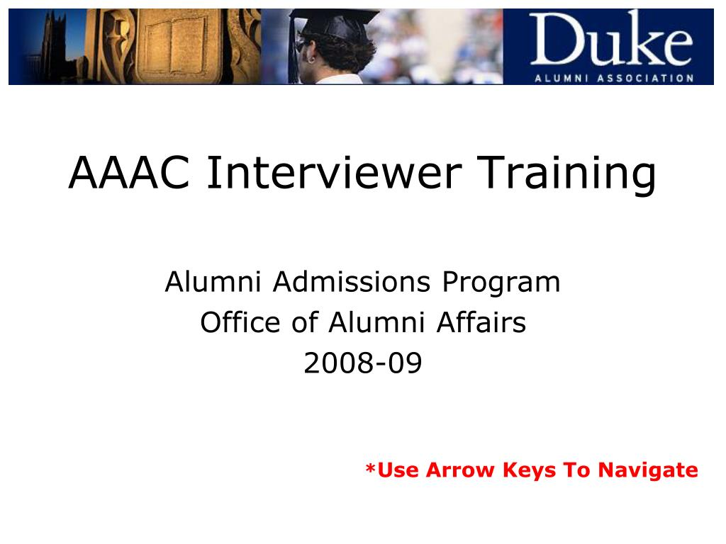 aaac interviewer training l.
