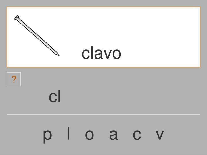 clavo