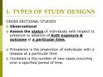 1 types of study designs7