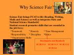 why science fair1