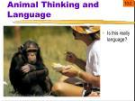 animal thinking and language5