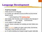language development1