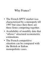 why france
