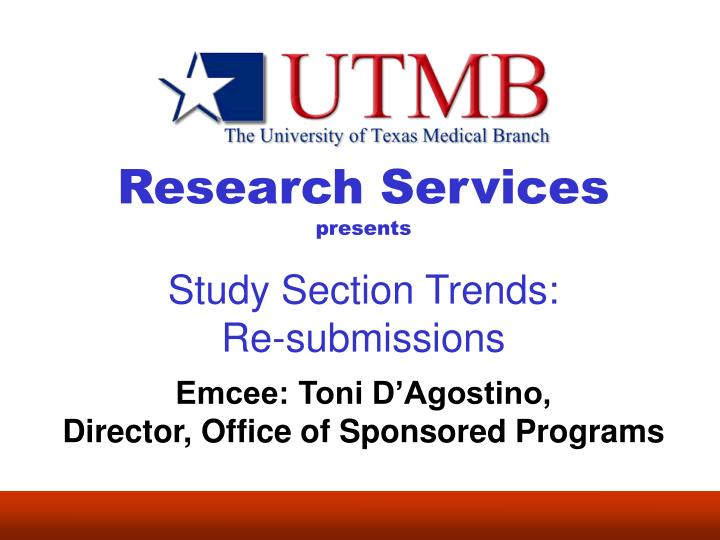 research services presents n.