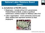 national labor relations board cont1
