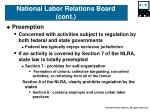 national labor relations board cont2