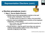 representation elections cont2