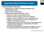 representation elections cont5
