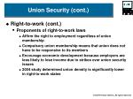 union security cont4