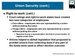 union security cont5